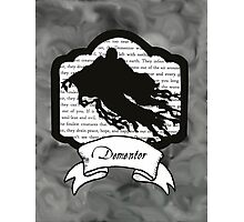 Dementor Photographic Print