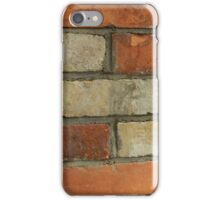 Just Another Brick In The Wall!   (VIEW LARGE) iPhone Case/Skin