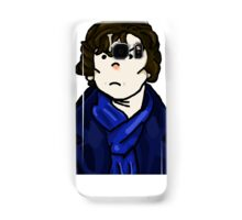 Sherlock Holmes In Action Samsung Galaxy Case/Skin