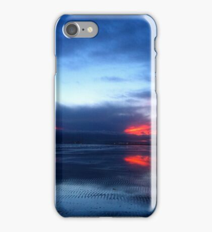 SOLD - REFLECTIONS AT SUNDOWN  - VIEW LARGE iPhone Case/Skin
