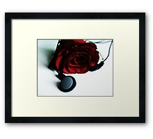 The sounds of Nature Framed Print