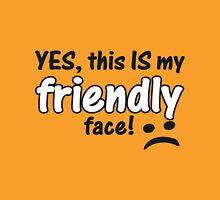 Friendly face Unisex T-Shirt