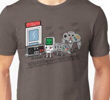 Employment Office Nes Unisex T-Shirt