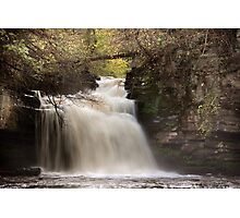 Cauldron Falls - Autumn Photographic Print