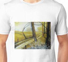 PATH AT HARLESTON, NORFOLK Unisex T-Shirt