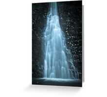 Witchy Water - Falling Foss Greeting Card