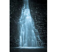 Witchy Water - Falling Foss Photographic Print