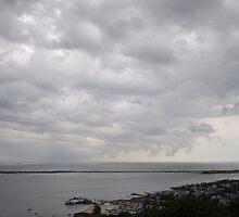 Storm Clouds by Jaee Pathak