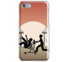 Sunset Suburban iPhone Case/Skin
