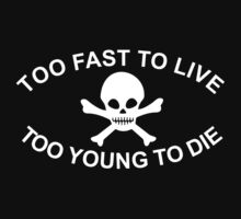 Drew Barrymore - Too fast to live by dreamtee