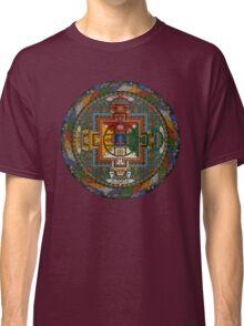 Mandala of Yamantaka Classic T-Shirt