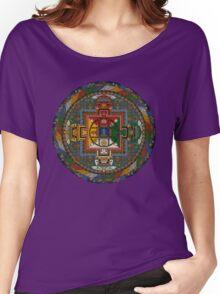 Mandala of Yamantaka Women's Relaxed Fit T-Shirt