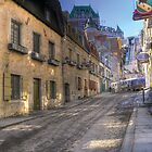 Tina Picard Photography - Quebec City by tinapicardphoto