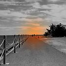 Walking towards Infinity  by fiat777