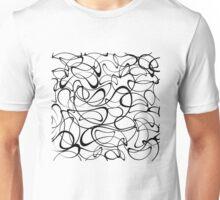 Modern stylish texture Unisex T-Shirt
