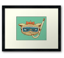 So Near But Yet So Far Framed Print