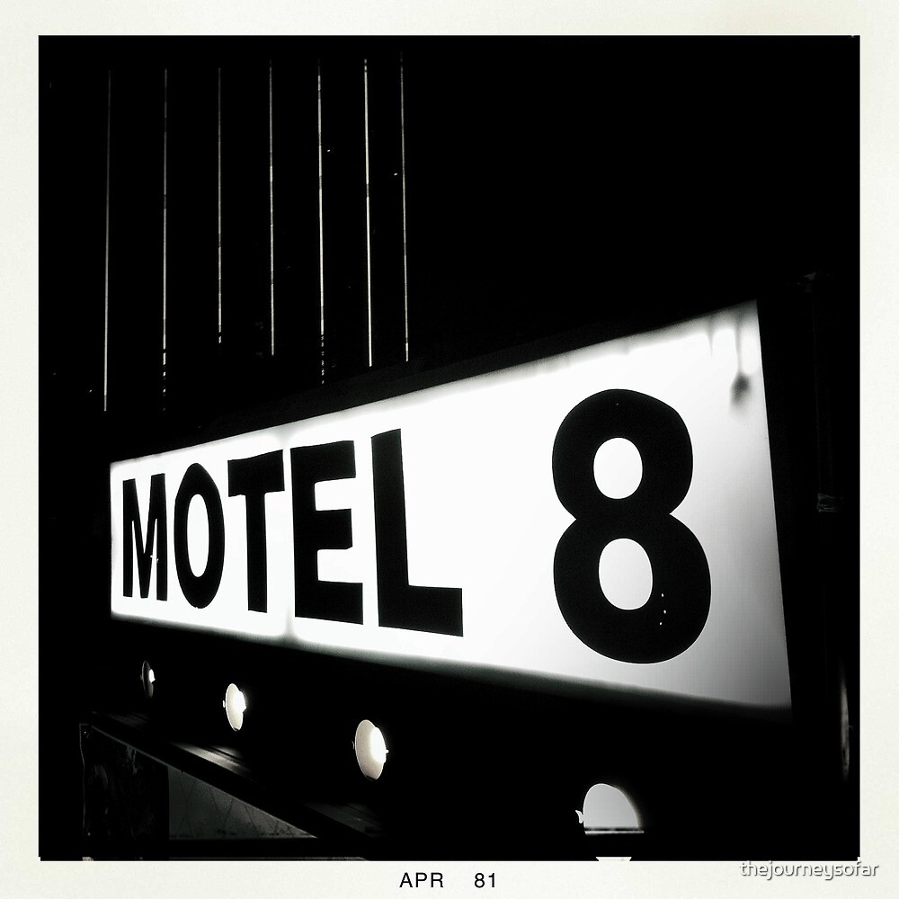 Motel 8 by thejourneysofar