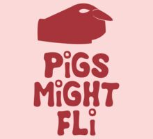 PiGS MiGHT FLi Kids Clothes