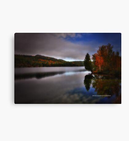 New York's Adirondack region VI Canvas Print