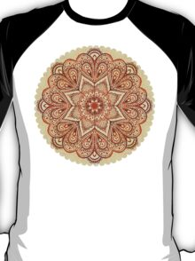 Ornate vintage vector napkin T-Shirt