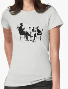 puppets Womens Fitted T-Shirt