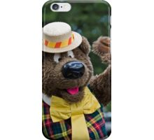 what a funny ol' fella... iPhone Case/Skin