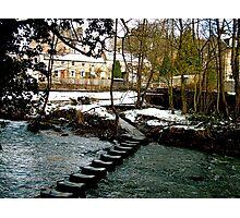 Egton Bridge 9 Photographic Print