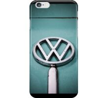 VW Beetle Badge #1 iPhone Case/Skin