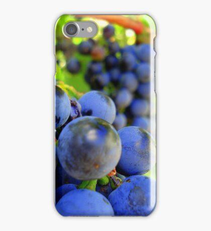 redwine harvest iPhone Case/Skin