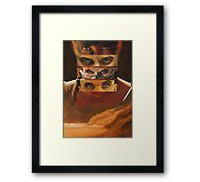 Mad Max Fury Road Framed Print