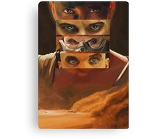 Mad Max Fury Road Canvas Print