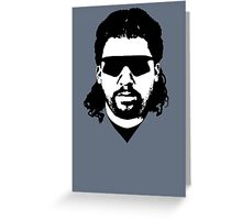 Kenny Powers Greeting Card