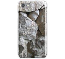 Stone Wall  iPhone Case/Skin