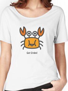 305 Got Crabs Women's Relaxed Fit T-Shirt