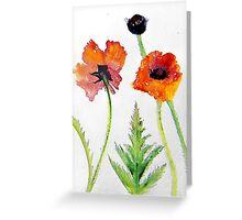 KIN Greeting Card