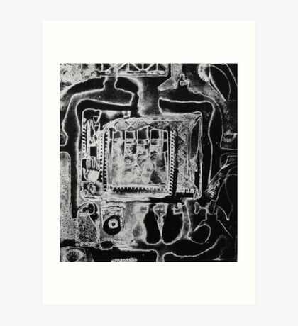 Desiring Machine Art Print