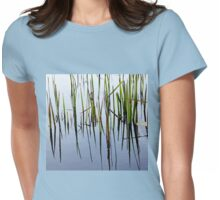 Life In The Shallows Womens Fitted T-Shirt