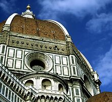Basilica di Santa Maria del Fiore by Wayne Gerard Trotman