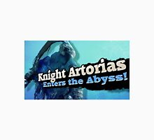 Knight arrtorias enters the abyss Unisex T-Shirt