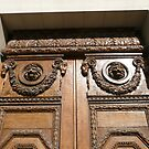 Door furniture by bubblehex08