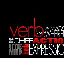 Verb by its Definition by IGotTheMemo