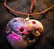 Heart Pendant by Deanna Gardam