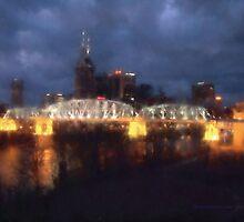 Nashville Night by jeffrey freeman