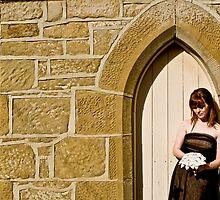 Dorothy's Wedding... a morbid affair #3 by Mark Elshout