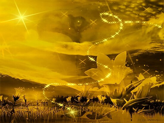 Yellow by Gail Bridger