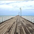 Shorncliffe Jetty by AngieSheppard