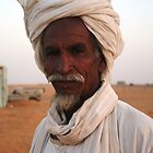 The weathered face of Sudan by worldbiking