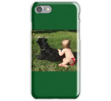 Every Child Deserves A Dog iPhone Case/Skin