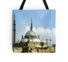 Mosque of Muhammad Ali Tote Bag