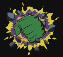 the incredible hulk bruce banner fan made comic book shirt by JordanReaps
